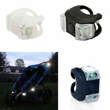 Outside Caution Pram Baby Stroller Safety Frog Lamp Night Out Bicycle Light