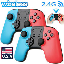 US Wireless Pro Controller Joypad Gamepad Remote for Nintendo Switch Console onl
