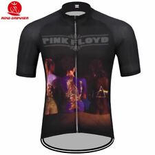 4ca7be3f5 CLASSIC PINK FLOYD RETRO Cycling BIKE Jersey Shirt Tricot Maillot