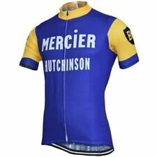 4603f39e9 ... Shirt Retro Bike Ropa Ciclismo MTB Maillot. EUR 35.32  Postage not  specified. Mercier Hutchinson Blue Retro Cycling Jersey