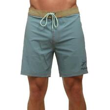 Clothing, Shoes & Accessories Pukas Boardshorts Coconut Palms Khaki Costume Pe18 Men's Clothing