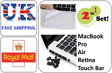 Trackpad Pad Cover Protector Anti Dust Plug For MacBook Air Pro Retina Touch Bar