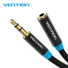 Vention Aux Cable Headphone Extension Cable 3.5mm Jack Male to Female