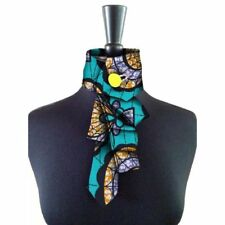 African New False Collar For Women and Bowknot Colorful Detachable Collars