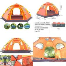 Instant Family Tent Automatic Pop Up Waterproof Outdoor Sports Camping Hik
