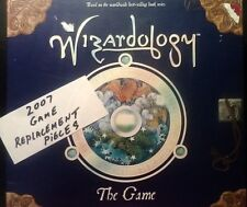 Wizardology 2007 Game Replacement Pieces Parts lots Sababa Toys  Free Shipping