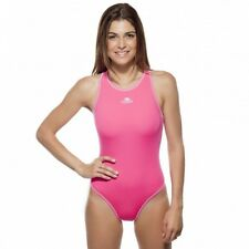 eaf3634d58add0 NEW ARENA HIGH NECK SWIMSUIT WATERPOLO zip back ...