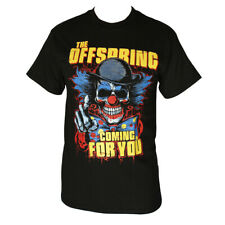 THE OFFSPRING COMING FOR YOU MEN'S T-SHIRT BLACK