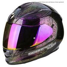 393623bb Scorpion Exo-510 Air Fantasy Motorcycle Full Face Helmet Touring - Chameleon