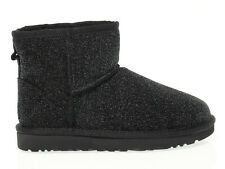 Ankle boot UGG AUSTRALIA 3984 in black suede leather - Women's Shoes