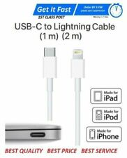 USB-C TYPE C 3.1 Male to Lightning 8 PIN data Charge Cable For iPhone MacBook