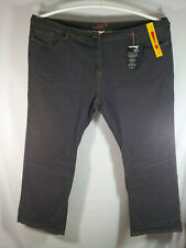 WOW Jean Womens Ladies Simply Wow Charcoal Jeans BNWT LJMay17-3 Size 30 & 32
