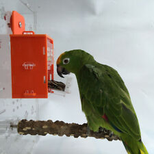 Cockatoo Macaw Lovebird Finch Canary Cage Suspension Bird Large Drawers