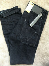 """G-STAR RAW TUMBLE RAW """"5620 3D DIMENSION TAPERED"""" FIT JEANS - 29"""" x 32"""" NEW TAGS"""