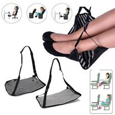 Foot Rest Relax Travel Footrest Hammock Carry Flight Leg Pillow Pad Airplane