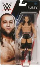 Rusev WWE Mattel Basic Series 84 Brand New Action Figure Toy - PACKAGE DAMAGED