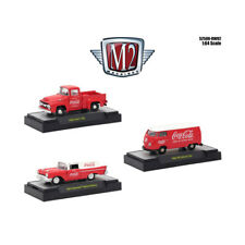 New Coca-Cola Release 2, Set of 3 Cars Limited Edition to 4,800 pieces Worldwide