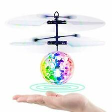 Betheaces Flying Ball Kids Toys Remote Control Helicopter Mini Drone Magic RC F