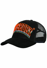Superdry Cap VARSITY TRIPLE CAP Black