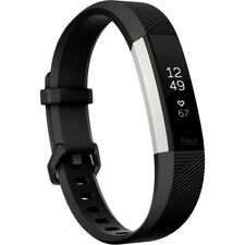 Fitbit Alta HR Sleep & Activity Tracker + Heart Rate (Black) FREE Accessory Band