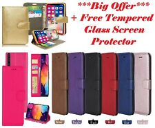 Apple iphone 5 5S SE 6 6+ 6s 6s+ 7 7+ 8 8+ Plus X Xs Xr Xs Max Book Cover Case