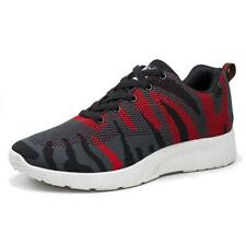 Mens Athletic Sneakers Outdoor Sports Running Casual Breathable Shoes Camouflage