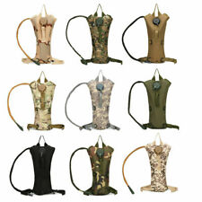 Military Bag Hiking Camping Hydration Backpack Camelbak Pack 3L Water Bladder