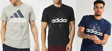 Adidas Originals Retro Essentials Crew Neck Gym Short Sleeve T-Shirt for Men
