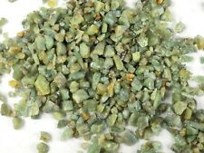 Natural Cat's Eye Tiny Rough Loose Gemstone,Crushed Undrilled Raw Uneven Stone