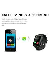 Bluetooth Smart Wrist Watch Waterproof Phone Mate For Android iOS Phone LG New