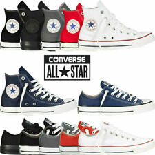 All Star Chuck Taylor Mens Womens Unisex High Hi Lo Tops Trainers Pumps Shoes UK