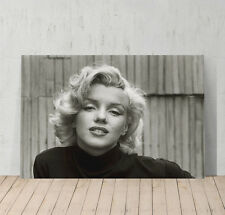 Vintage Celebrity Photo Repro Rolled CANVAS PRINT 24x29 in. MARILYN MONROE