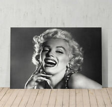 New D.Bishop Collection MARILYN MONROE Silver GLITTER  CANVAS PERSONALISED
