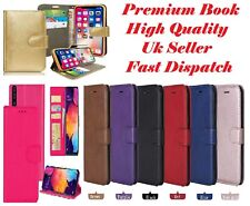 Case Cover For Apple iPhone 5 5S 5C SE 6 6s 7 7+ 8 8+ Plus x X XS Xs max Xr Book