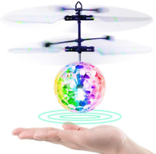 Betheaces Flying Ball, Kids Toys Remote Control Helicopter Mini Drone Magic RC
