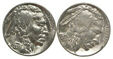 5c Buffalo Nickels - Great Detail in Buffalo Horn - 1936 & 1936 - Sweet! m49