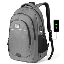 KUSOOFA Herren Rucksack, Business Laptop, Studenten Wasserdicht Notebook Backpac