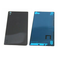 New Battery Door Back Cover Housing Glass Lens + Adhesive For Huawei Ascend P7 Q