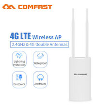 Comfast CF-E5 High Speed Outdoor 4G LTE Wireless AP Wifi Router plug and play 4G