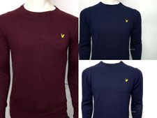 LYLE & SCOTT LONG SLEEVE CREW-NECK JUMPER FOR MEN'S