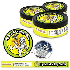 SPACE MONKEY MEDS PRESS IT IN TINS CALI TUNA CAN PRESSITIN LABELS SELF SEAL NEW