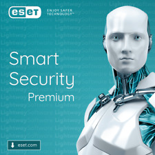 ESET Smart Security Premium 2020 - 1 to 3 years for 1 to 5 devices (License key)