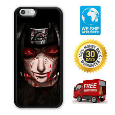 NARUTO Itachi Anime Phone Case Cover For Apple iPhone iPod / Samsung Galaxy S20+