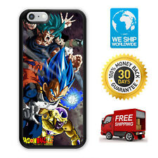 Dragon Ball Super Goku Frieza Case Cover For Apple iPhone iPod / Samsung Galaxy