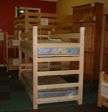 Shorty bunk, Low bunk, Short bunk