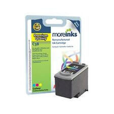 Premium Remanufactured Canon CL-38 Tri-Colour Ink Cartridge for Canon Printers