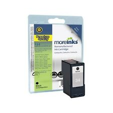 Remanufactured No.34 Black Ink Cartridge for Lexmark F4350 Printer & more