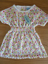 PRETTY BABY GIRLS FLOWERY SUMMER DRESS 6-24 MONTHS AVAILABLE BNWT BEAUTIFUL!