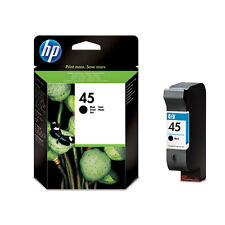 Genuine HP45 51645AE Black Printer Ink Cartridge for HP Deskjet 832 & more