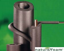 Genuine Climaflex 15, 22, 28mm Pipe Insulation Lagging 9, 13, 19 or 25mm thick